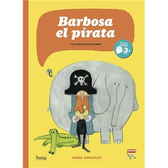 Barbosa el pirata