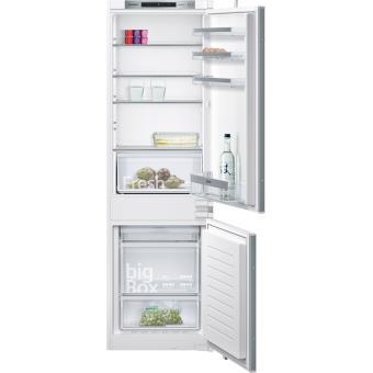 refrigerateur congelateur encastrable siemens ki86nvu30 achat prix fnac. Black Bedroom Furniture Sets. Home Design Ideas