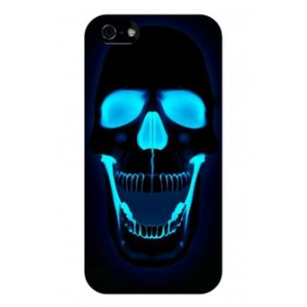Coque iphone 5C Led Skull