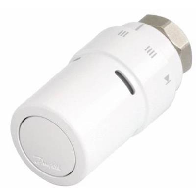 Danfoss - RAX-K Tete thermostatique couleur blanche (RAL 9016)
