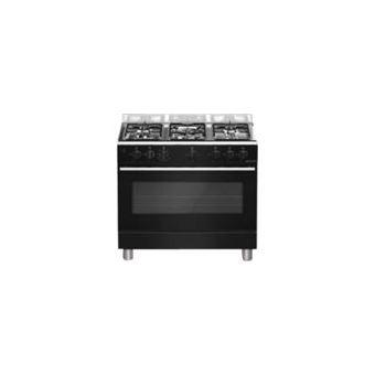 d6eacc7a18b Bompani BOE85NR - cuisinière - pose libre - noir - Achat   prix