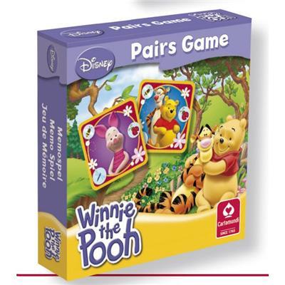 Winnie Jeu de mémoire + Formes éducatives/ Jeux Jouets