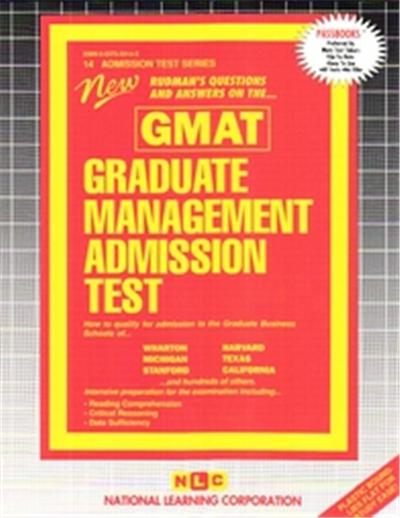 Graduate Management Admission Test, Admission Test Series
