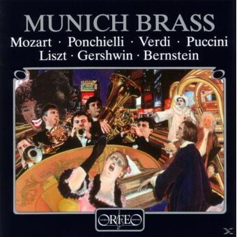 Munich Brass Vol.2 - Vinilo