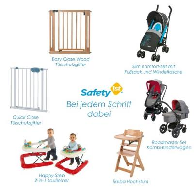 Safety 1st /Écoute Bebe Dect Safe Contact