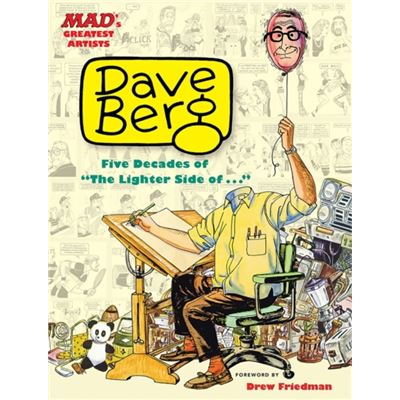 Mad'S Greatest Artists: Dave Berg (Hardcover)