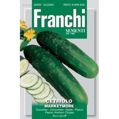 Franchi Concombre Marketmore