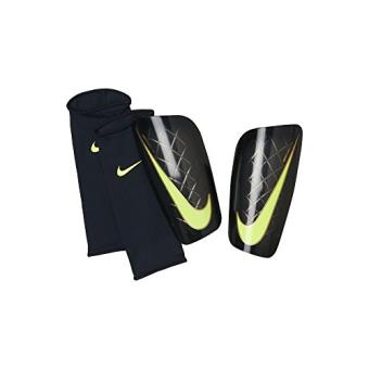 genuine shoes good out x sneakers Nike mercurial lite protège-tibias black volt taille s ...