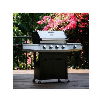 Barbecue Gaz Bingo 5 5 Brûleurs dont 1 latéral 15.2