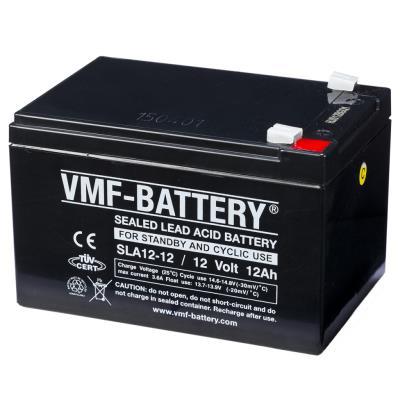 VMF Batterie AGM de veille et cyclique 12 V Ah SLA12-12