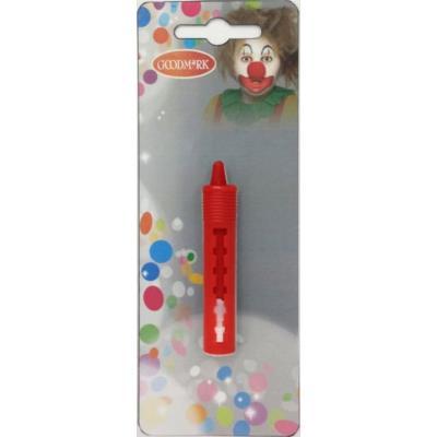 Crayon maquillage rétractable rouge taille unique
