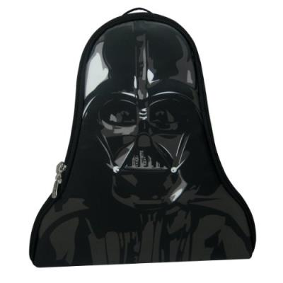 Neat-oh! a1564xx boîte de rangement lego star wars tête de dark vador zipbin noir