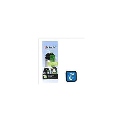 Brabantia - 364983 - Sacs Poubelle Compostables K en Rouleau - 10 L - Green
