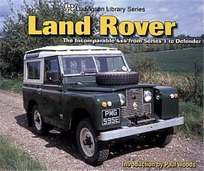 Land Rover, Ludvigsen Library Series