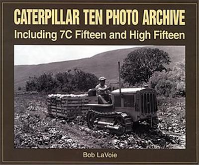 Caterpillar Ten Photo Archive, Photo Archive Series
