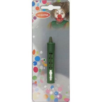 Crayon maquillage rétractable vert taille unique