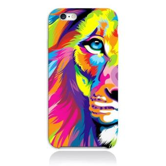 coque iphone 7 lion multicolore achat prix fnac. Black Bedroom Furniture Sets. Home Design Ideas