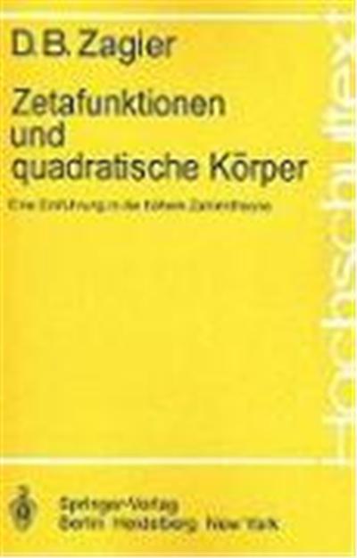 Zetafunktionen und quadratische Körper
