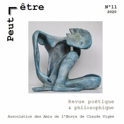 Peut-être, revue poétique et philosophique N°11