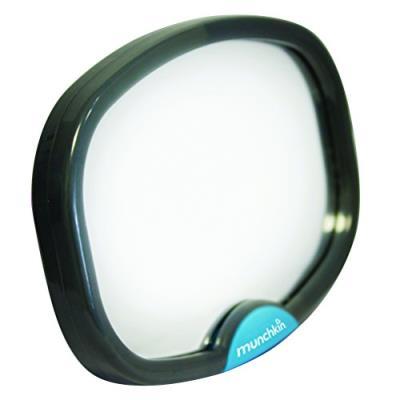 Munchkin miroir auto deluxe pour surveiller bébé noir