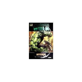 Planeta hulk integral-marvel deluxe