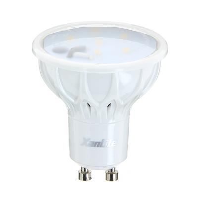 Spots led controlable xanlite 180 lumens - gu10 - 3,4w (équiv. 35w)