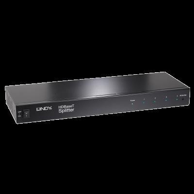 Distributeur splitter émetteur HDMI 4 ports cat6 4K 100m HDBaseT