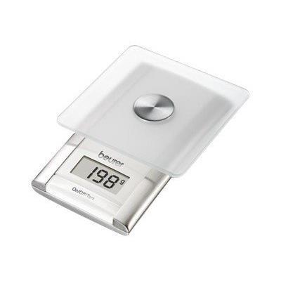Beurer KS55 - Balance de cuisine - blanc/chrome