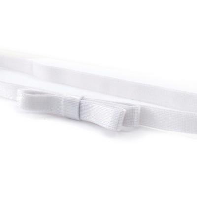 Bandeau souple 'Pureté' blanc
