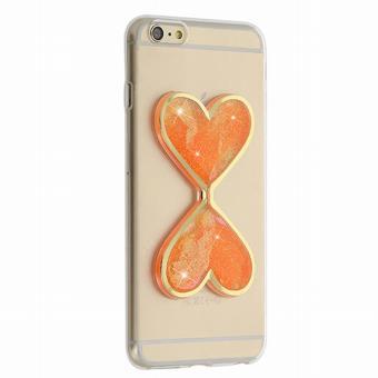 Coque Sablier orange pour Iphone 5C