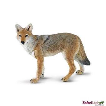 figurine animal coyote debout safari ltd achat prix fnac. Black Bedroom Furniture Sets. Home Design Ideas