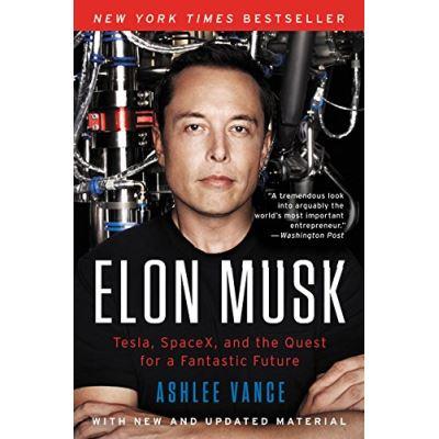 Elon Musk - [Version Originale]