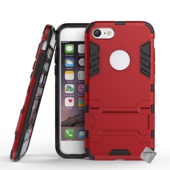 coque rigide rouge iphone 7