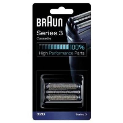 Braun scherteile kombipack series 3 - 32b noir series 32b black