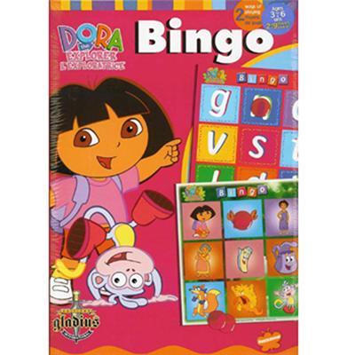 Jeu: Bingo Dora