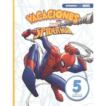 Vacaciones con spiderman 5 años
