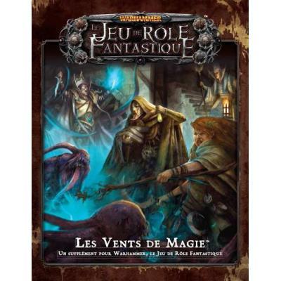 Les Vents de Magie constitue une précieuse ressource pour les joueurs de Warhammer, le Jeu de Rôle Fantastique. Elle leur fournit toutes sortes d'informations sur les Collèges de Magie, de nouvelles règles pour les sorciers, des dizaines de cartes de sort