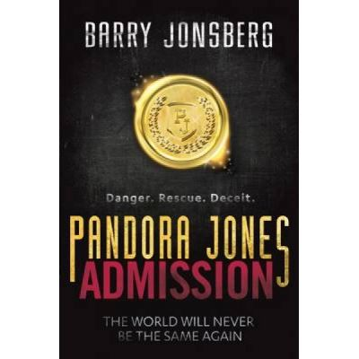 Pandora Jones: Admission - [Version Originale]