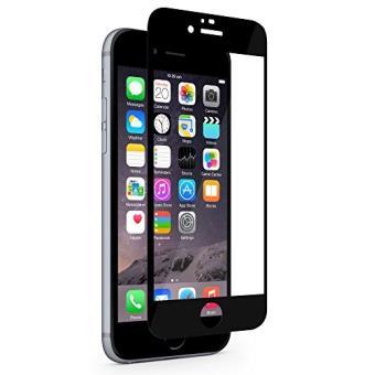 Moshi iVisor XT Noir - Film de protection écran pour iPhone 6 / 6s