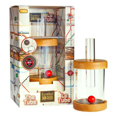 Casse-tête 3d : bottle puzzle : le tube gigamic