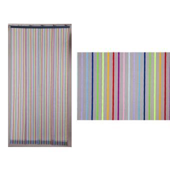 rideau de porte moustiquaire moustirayures 160 x 220 cm d coration d 39 ext rieur achat. Black Bedroom Furniture Sets. Home Design Ideas