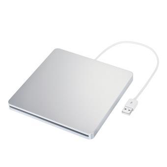 Lecteur/graveur de CD/DVD externe USB Compatible Apple MacBook Pro/Air/Mac mini