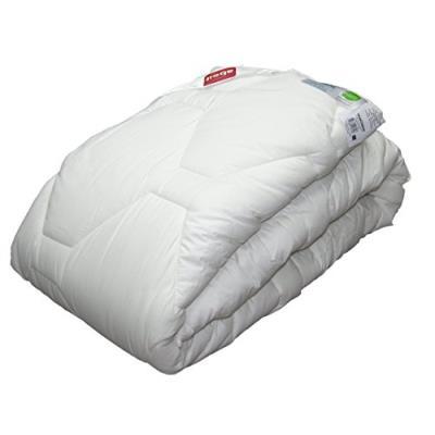 Abeil 15000000531 couette bio attitude coton blanc 240 x 260 cm
