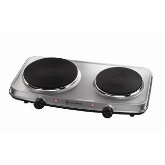 prix d'usine 6d8fa 21576 Russell Hobbs - 15199 - Double plaque de cuisson éléctrique