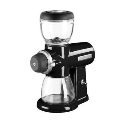 KitchenAid Artisan 5KCG0702EOB - Moulin à café - 240 Watt - noir onyx