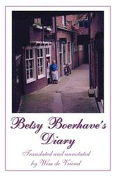 Betsy Boerhave's Diary