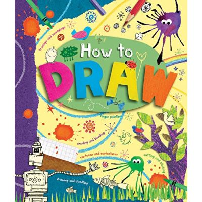 How To Draw (Kids Art Series)