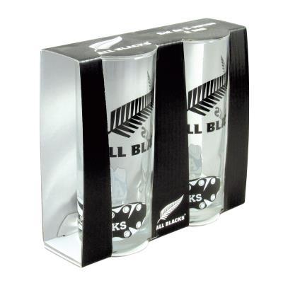 Set de verres à eau rugby - All Blacks - All Blacks