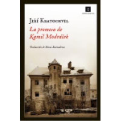 La Promesa De Kamil Modrácek : Réquiem Por Los Cincuenta - Kratochvil, Jiri