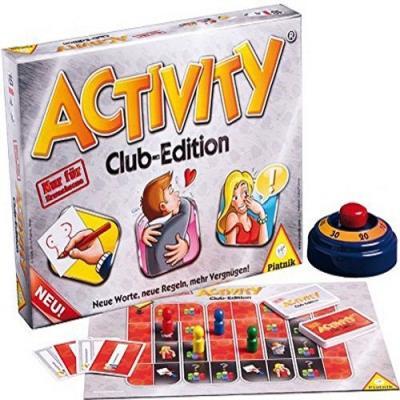 Piatnik - Jeux de Société Allemand - Activity Club